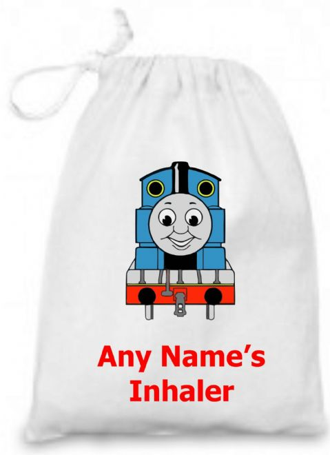Thomas Tank Medicine/Inhaler Bag